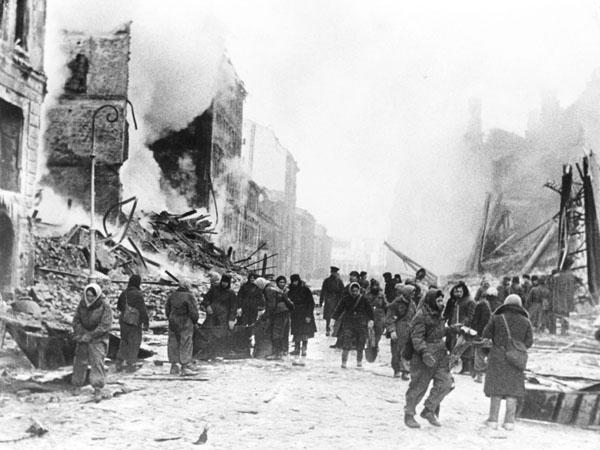 Блокада ленинграда краткое эссе 9911